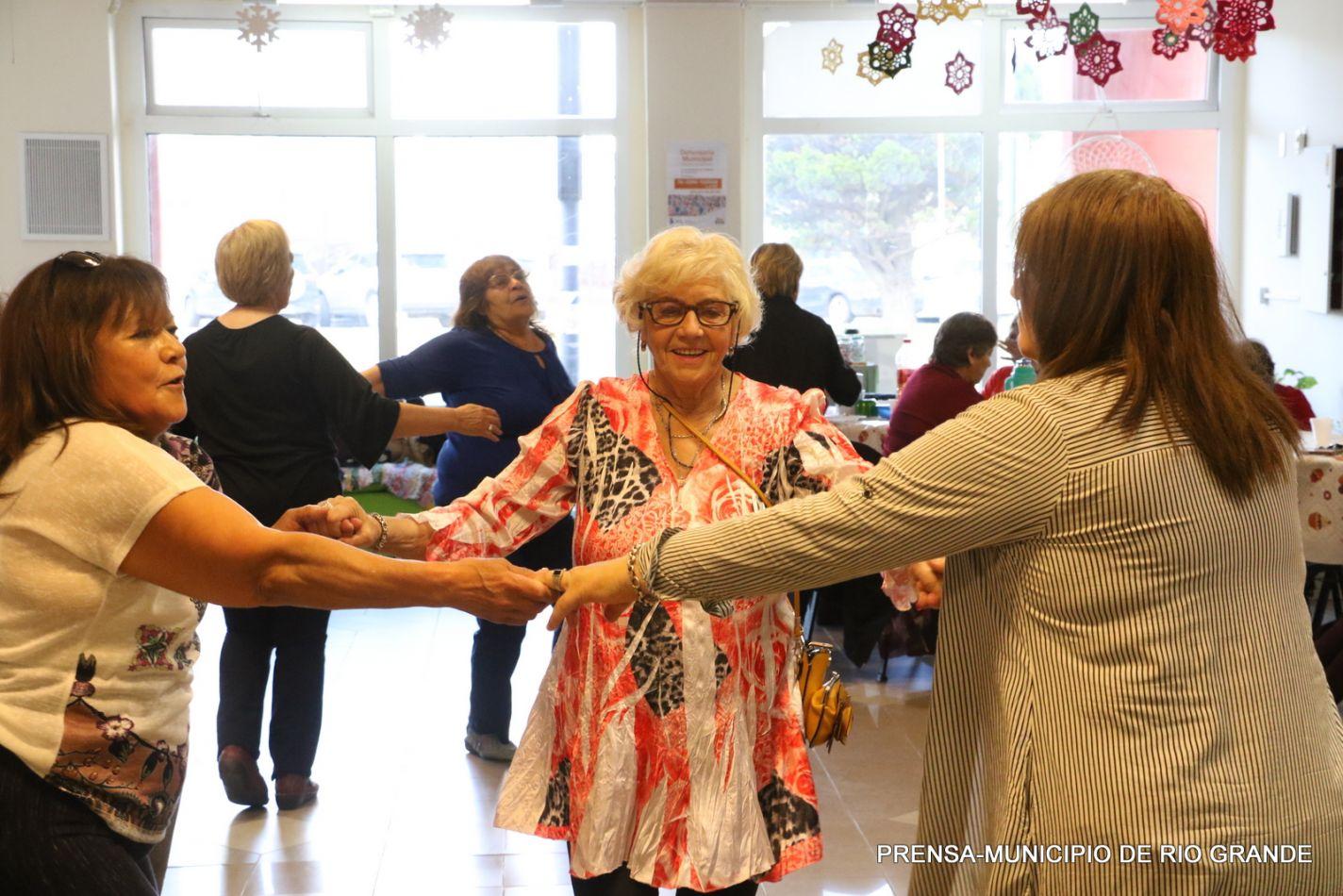 Más de 700 adultos mayores participaron de las actividades de la Coordinación de Tercera Edad