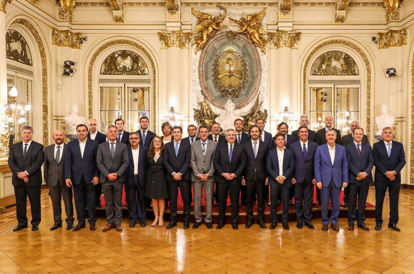 Nación logró suspender el Consenso Fiscal 2019