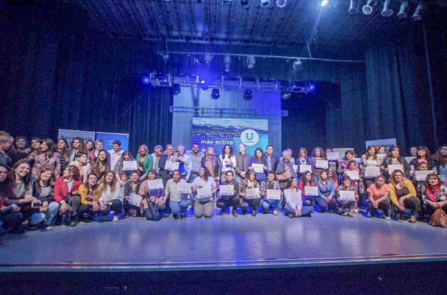 El Programa Mujer Emprendedora fue reconocido por CIPDH-UNESCO