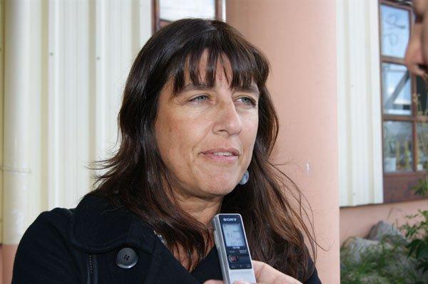 Minsitro de Salud de Tierra del Fuego, María Grieco.