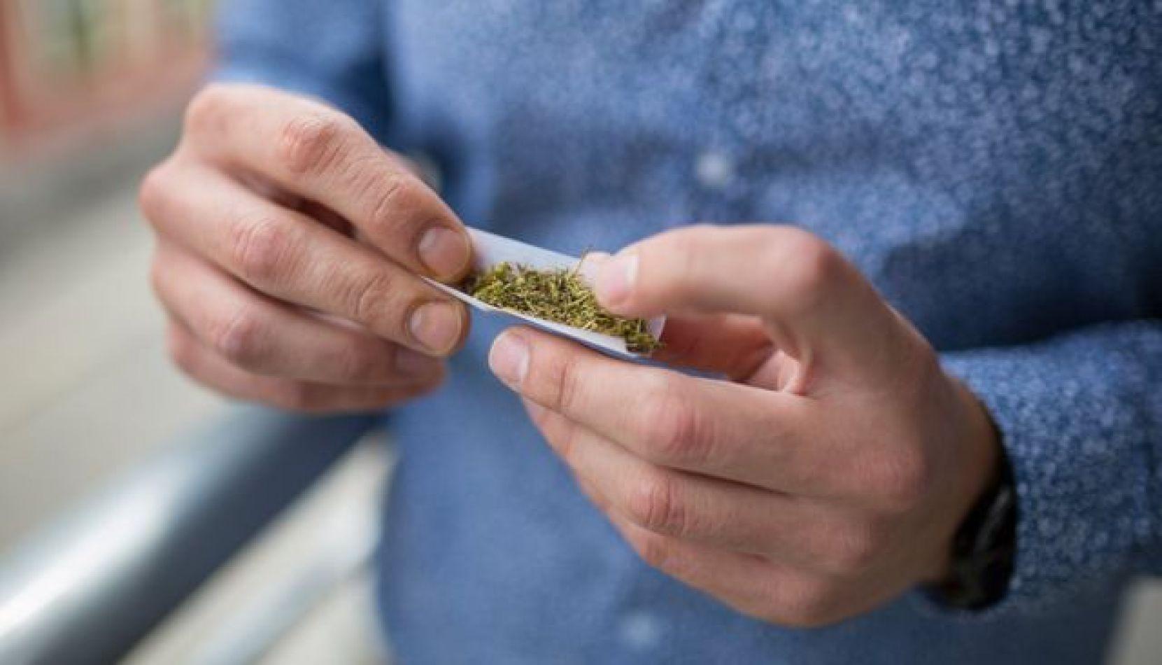 Riesgo de infarto por el consumo de marihuana