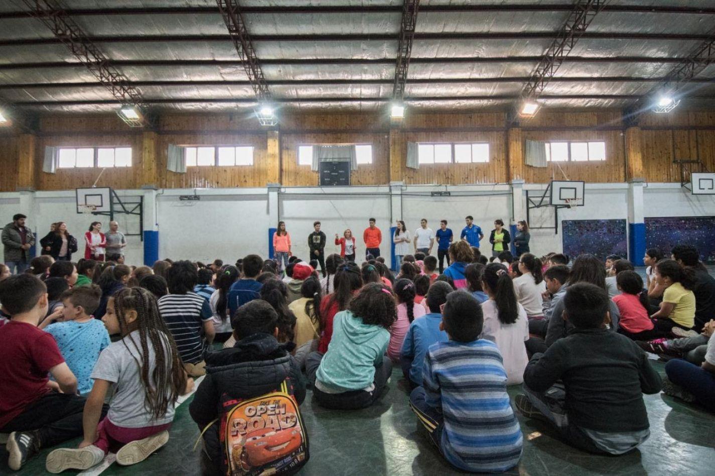 """Cientos de niños de toda la provincia participan de las """"Colonias de Verano 2020"""""""