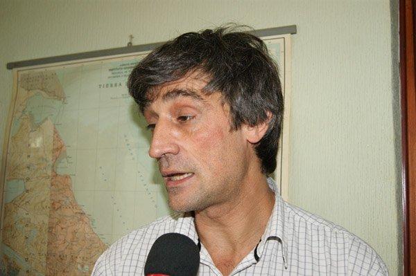 Secretario de Jefatura de Gabinete de Tierra del Fuego, Daniel Ravaglia.