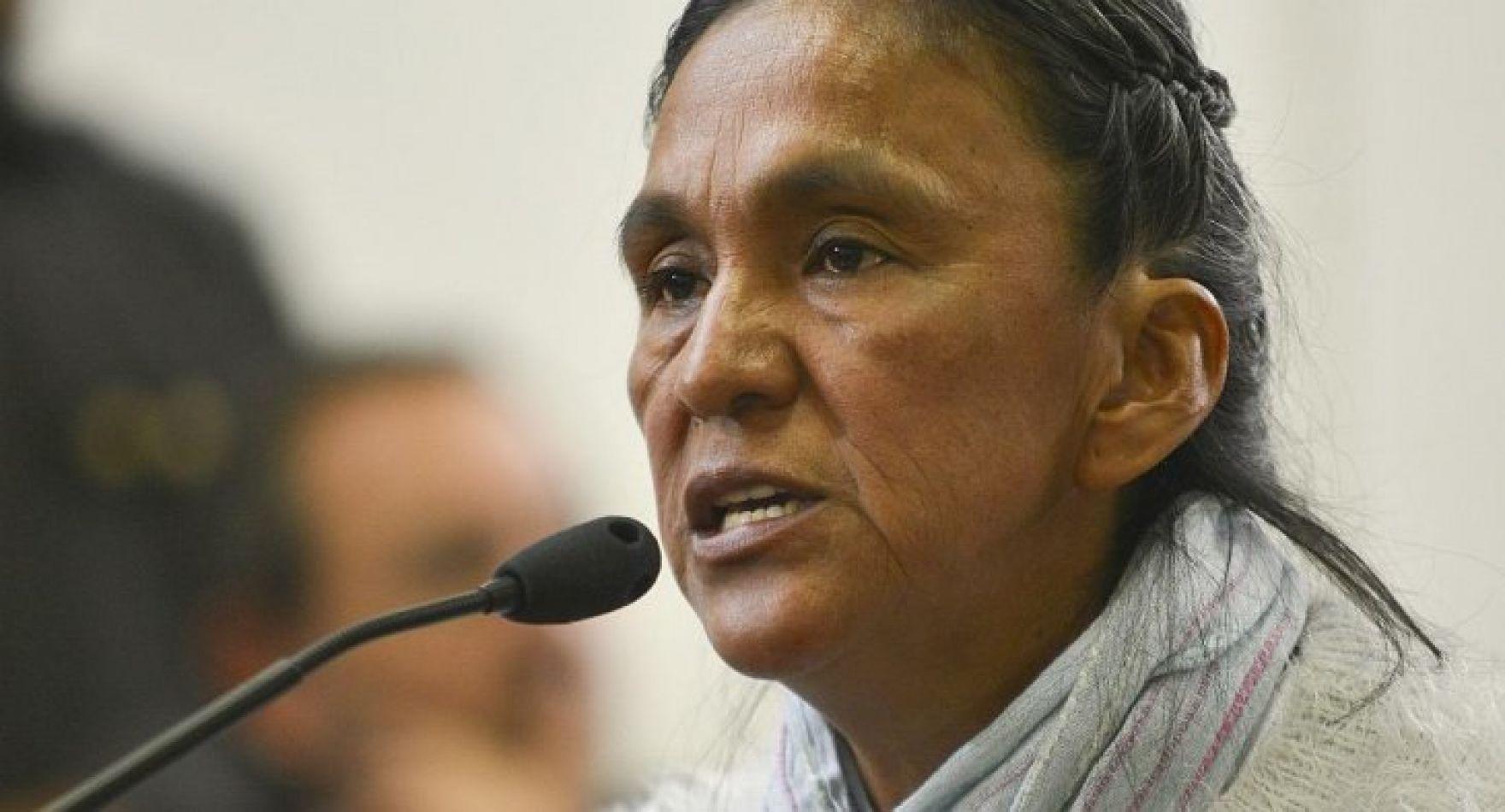 Confirmaron condena a 13 años de prisión para Milagro Sala