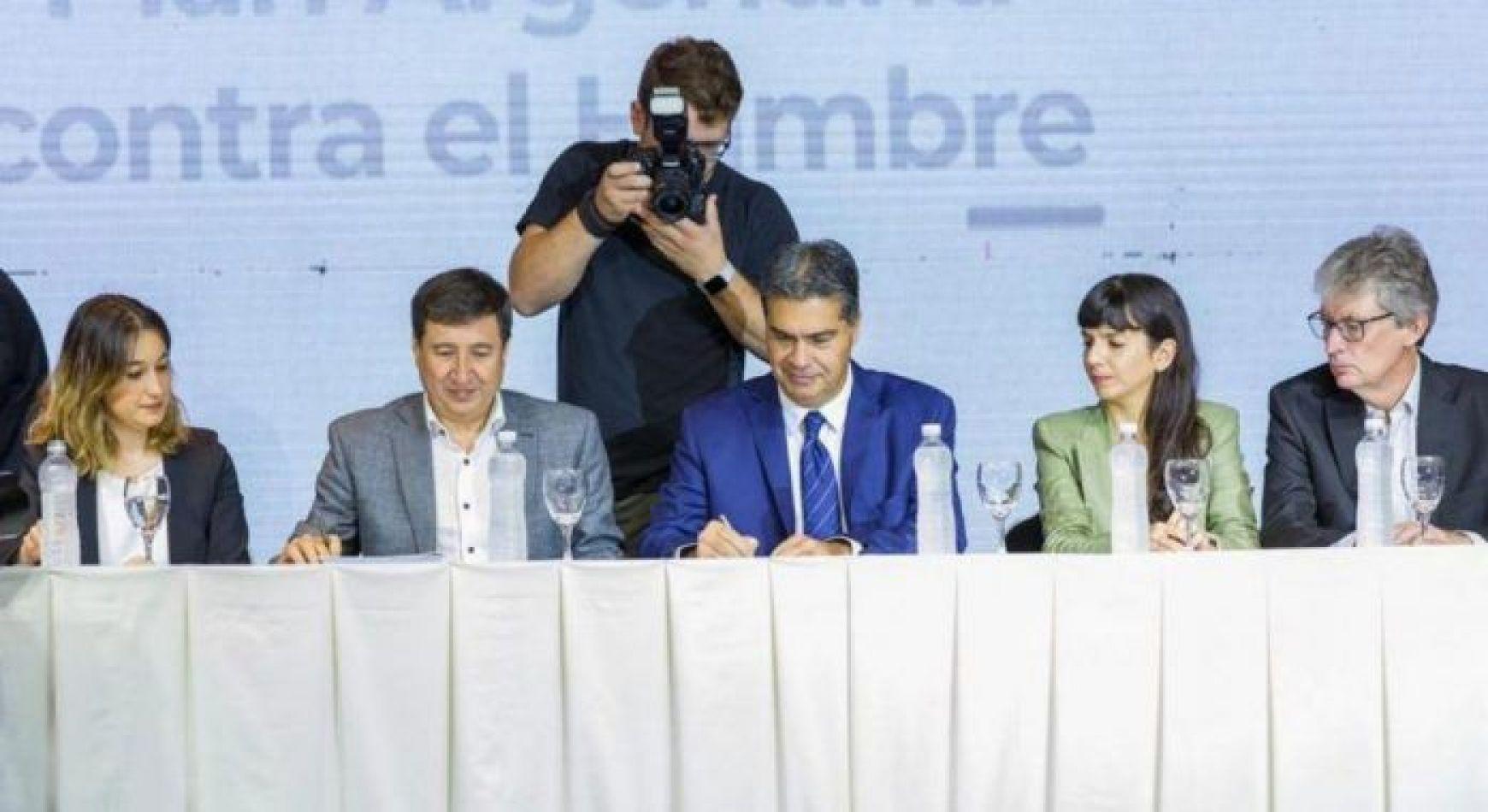 El Ministerio de Ciencia convocó a investigadores a participar del Plan Argentina contra el Hambre