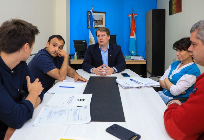 El Municipio avanza en una agenda de trabajo conjunto con el INTI