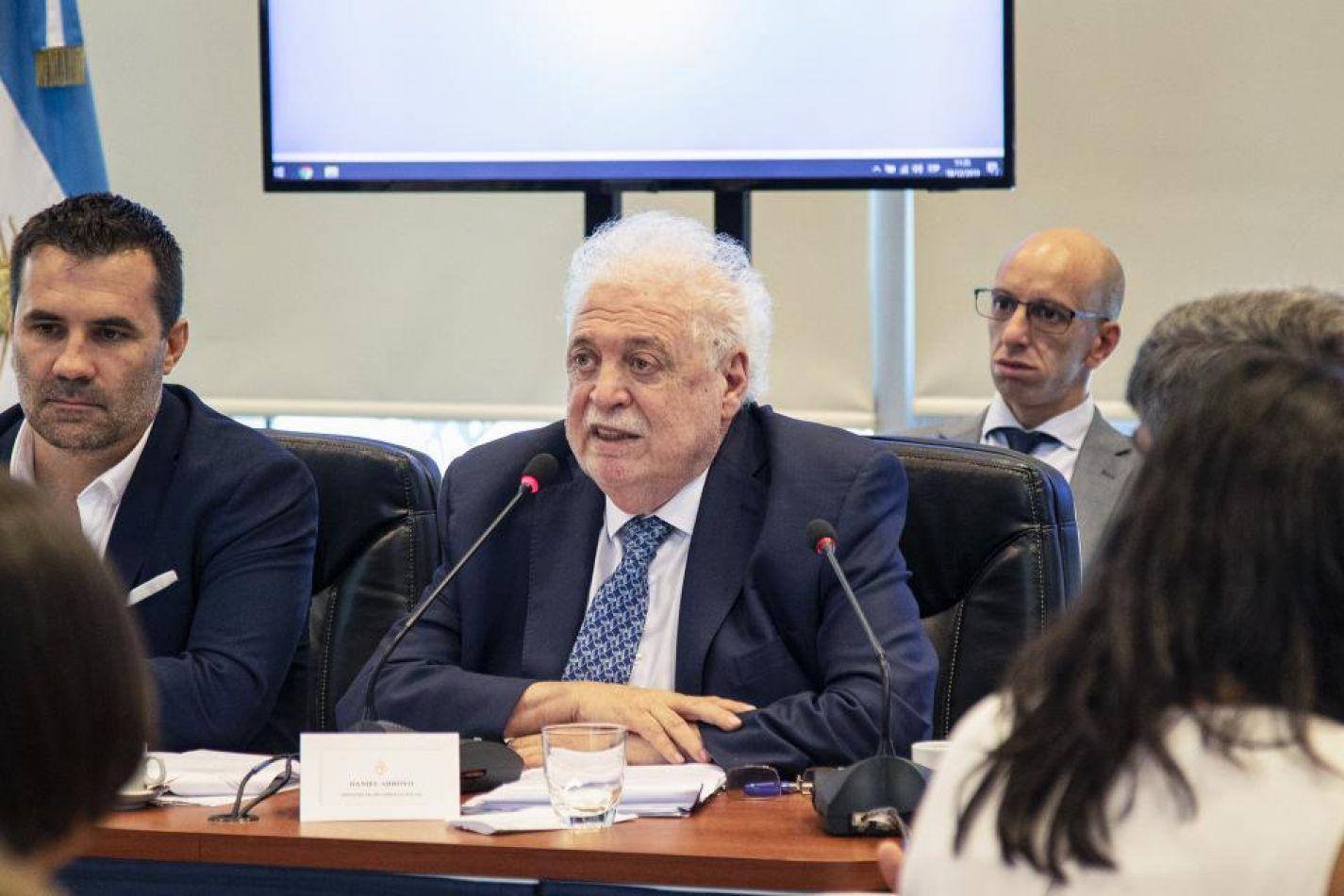 Ministro de Salud, Ginés González García