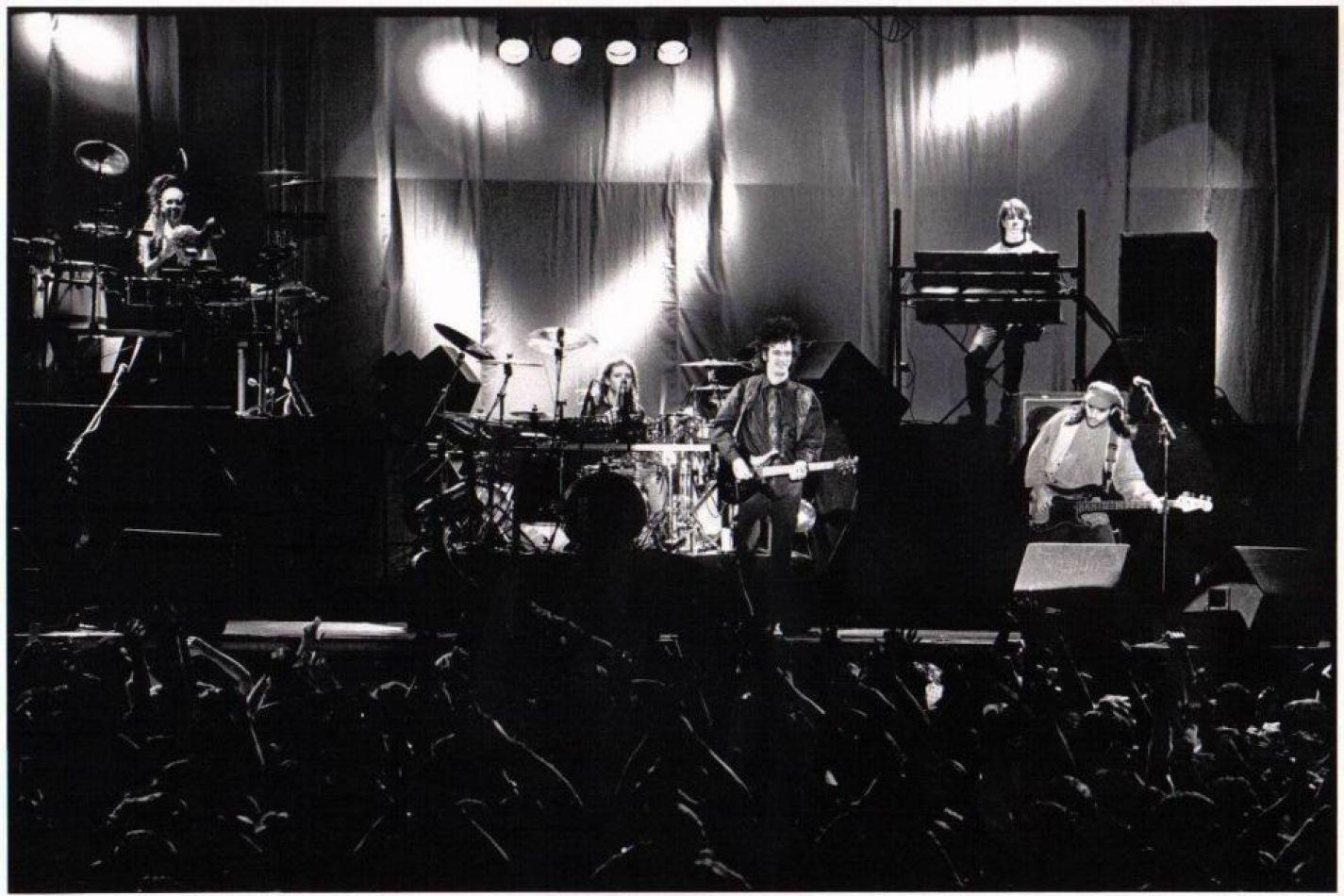 Soda en Vélez, enero de 1990.