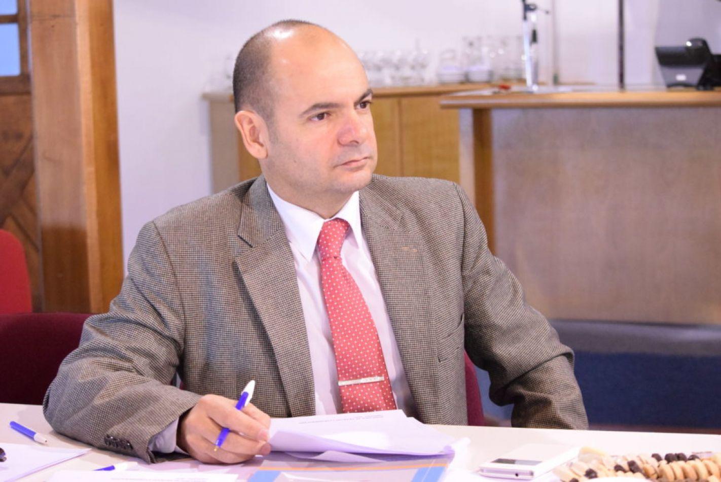 Juez de Familia y Minoridad Nº DJS, Dr. Alejandro Ferretto