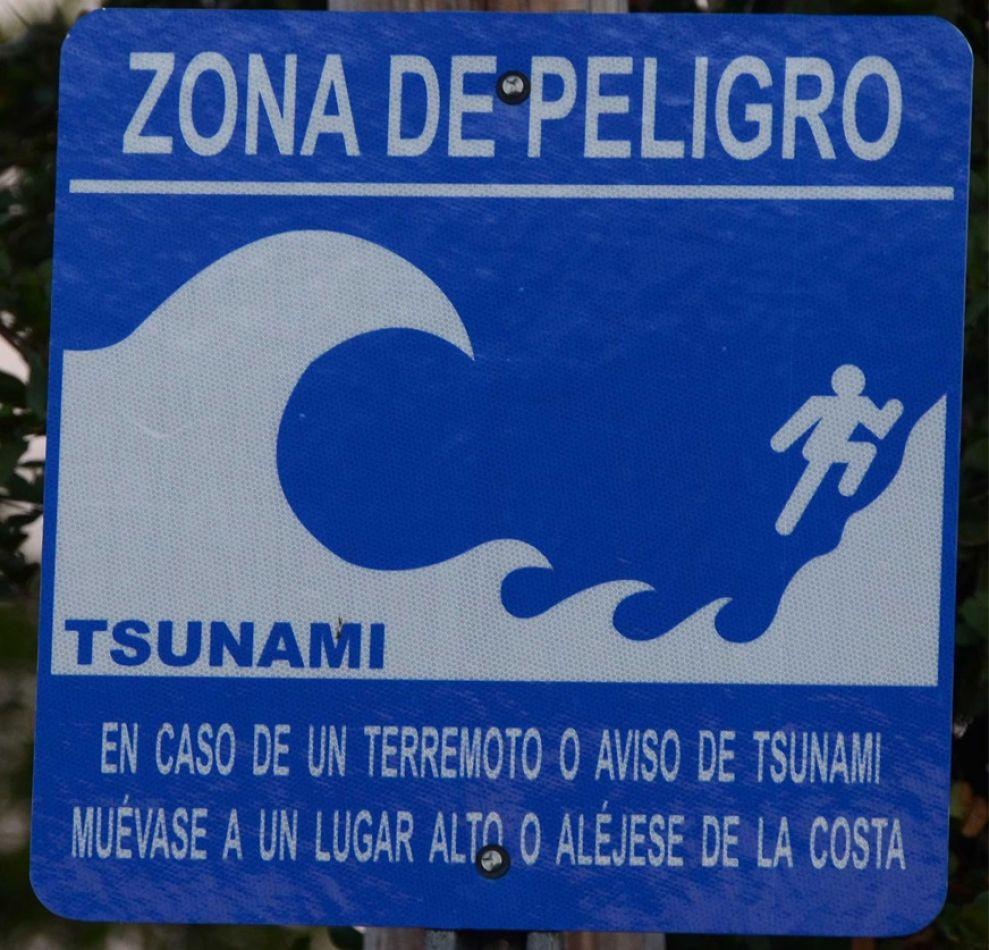 Río Grande y Río Gallegos, con riesgos de tsunamis