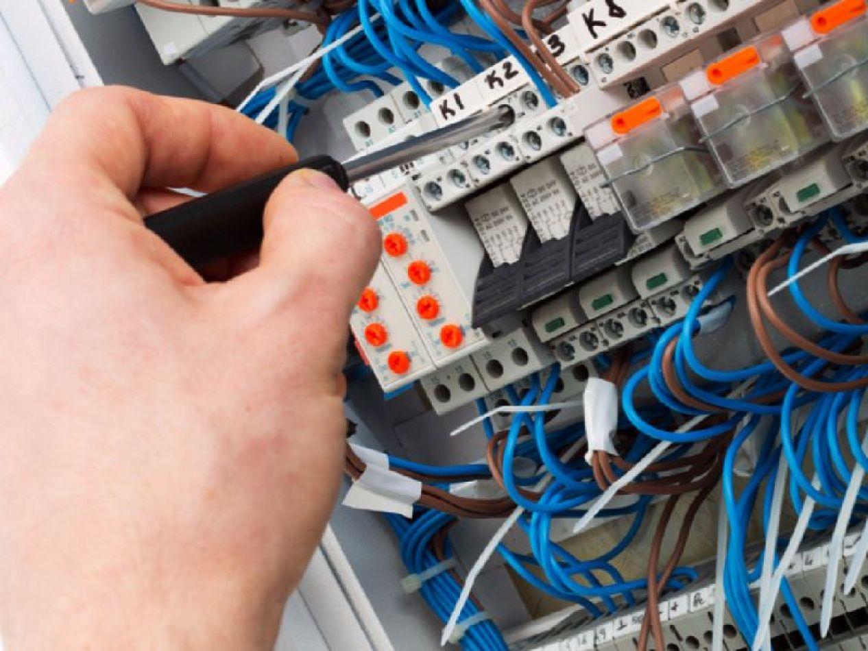 Inscripción para curso inicial de electricista domiciliario