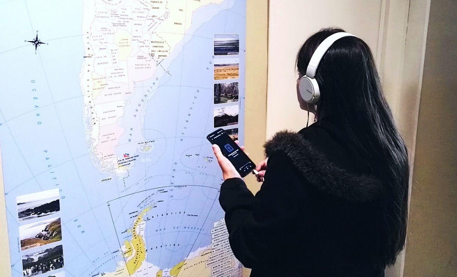 El Museo del Fin del Mundo lanzó una audioguía gratuita en castellano