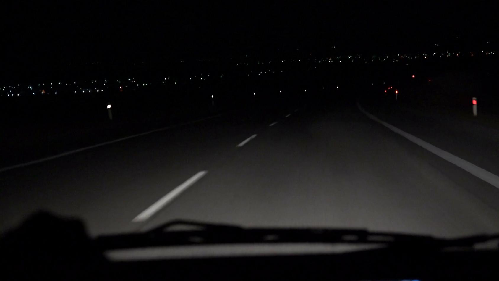 Curso de conductor nocturno