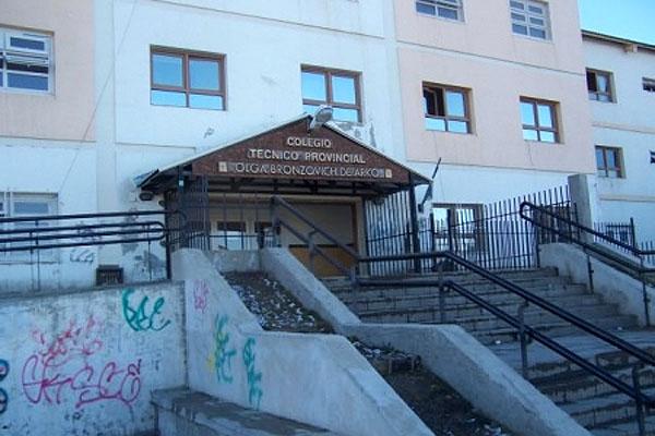 El colegio Olga B. de Arko recibiría sendas refacciones.