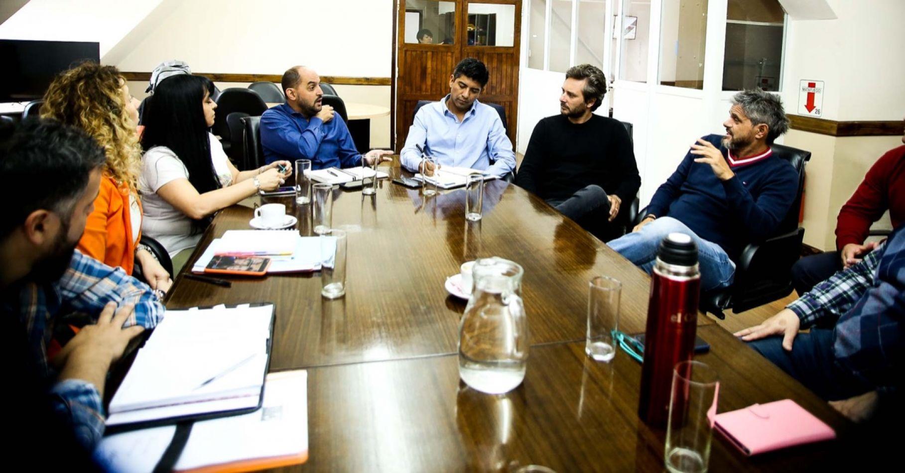 Legisladores y Concejales de FORJA acordaron agenda de trabajo en conjunto