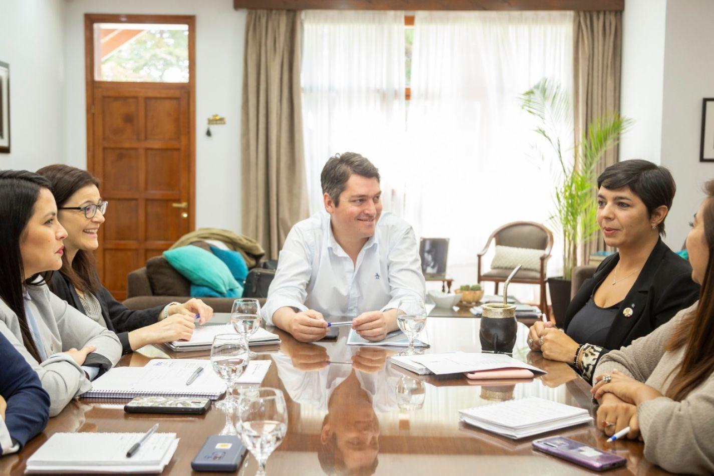 El Municipio de Río Grande y el PAMI fortalecen trabajos de contención para Adultos Mayores
