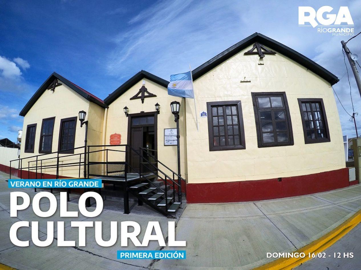 El 'Polo Cultural RGA' llega para acercar la cultura a cada barrio