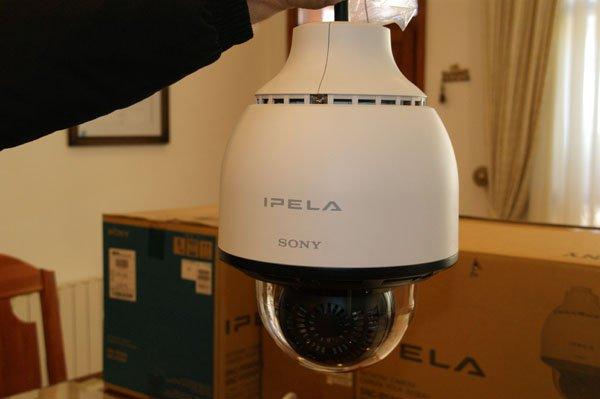 Las cámaras donadas por el Municipio de Río Grande comienzan a rendir frutos.
