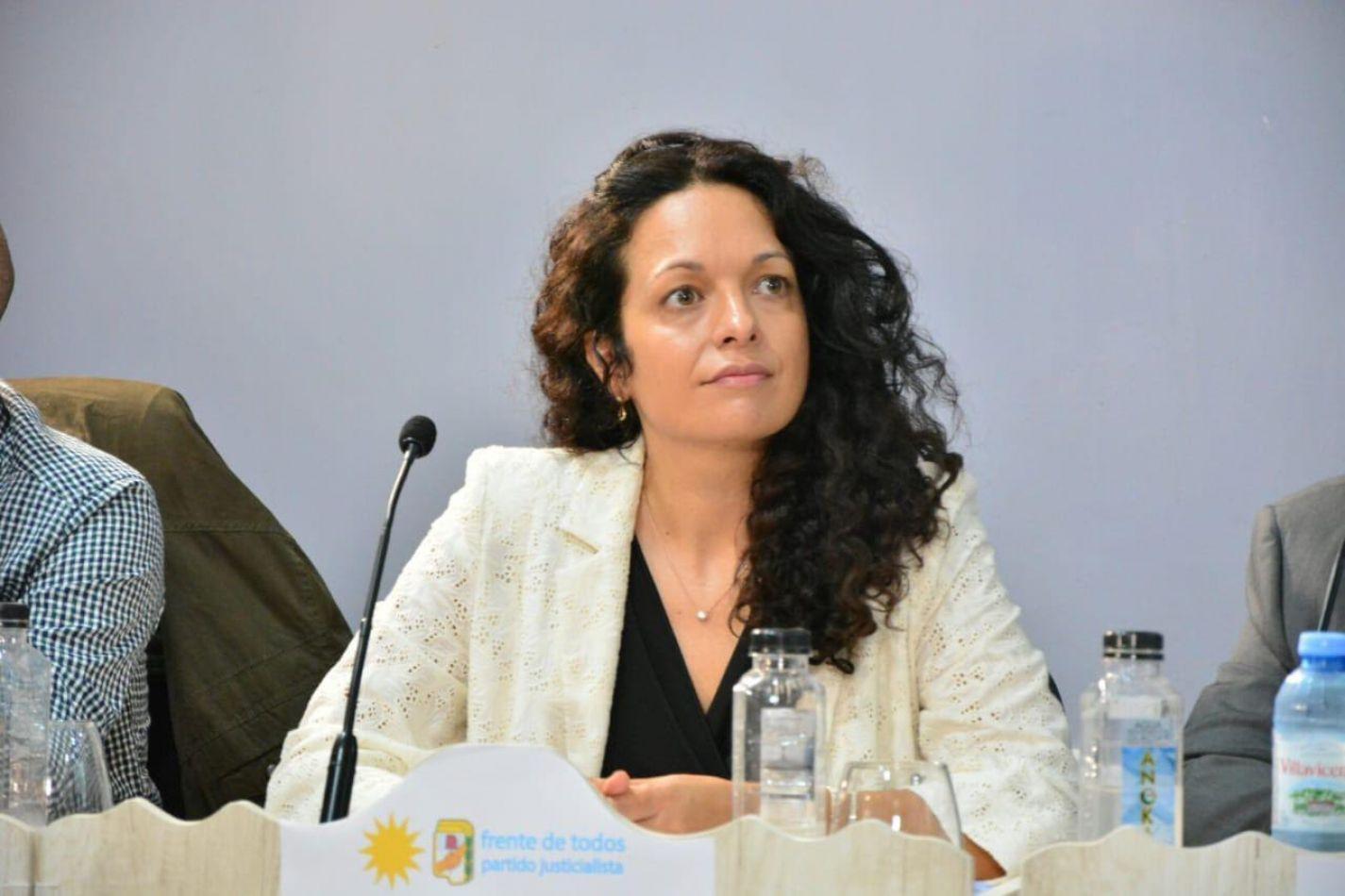 Concejal Laura Ávila