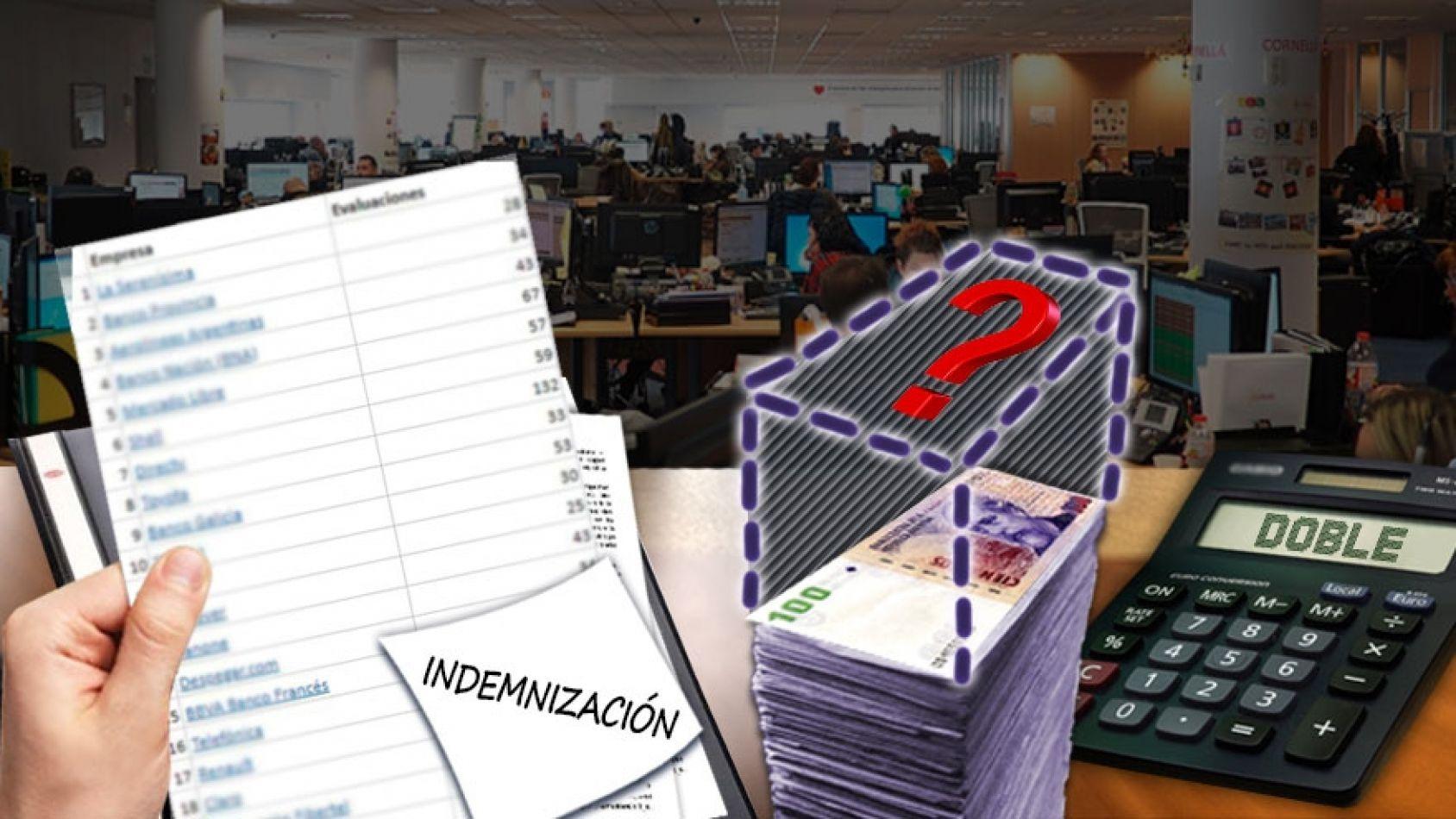 El Gobierno decretó que la doble indemnización no correrá para los empleados públicos