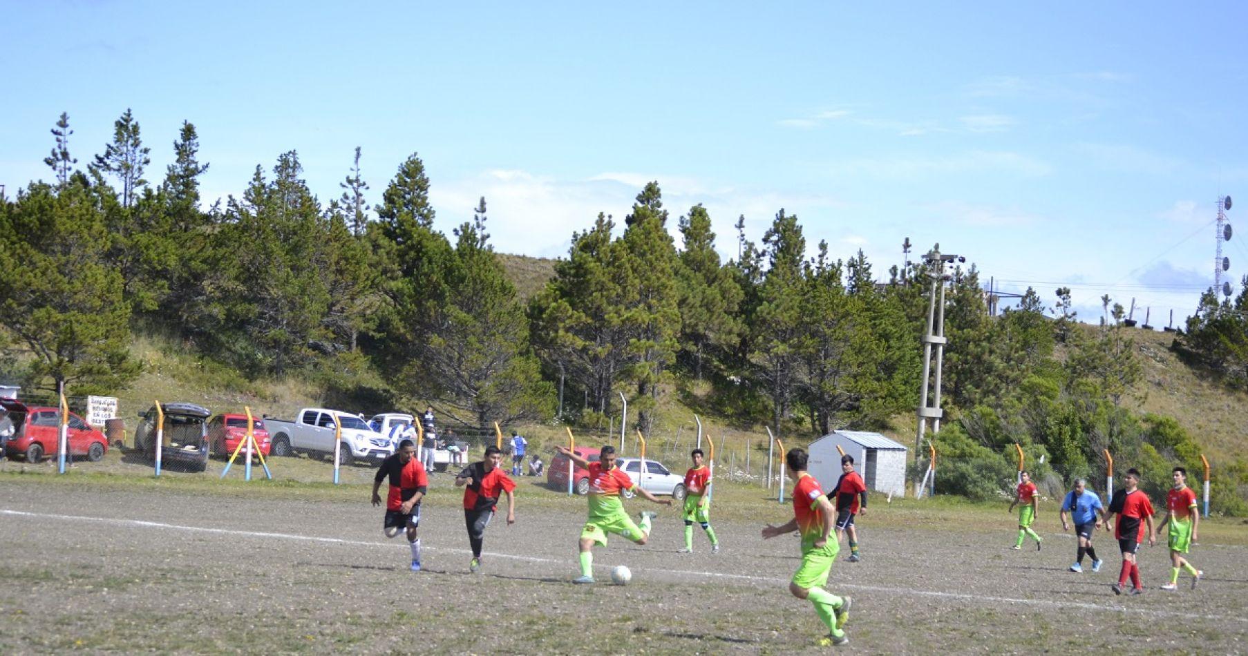 Deportivo Frías le ganó a Tres Fronteras