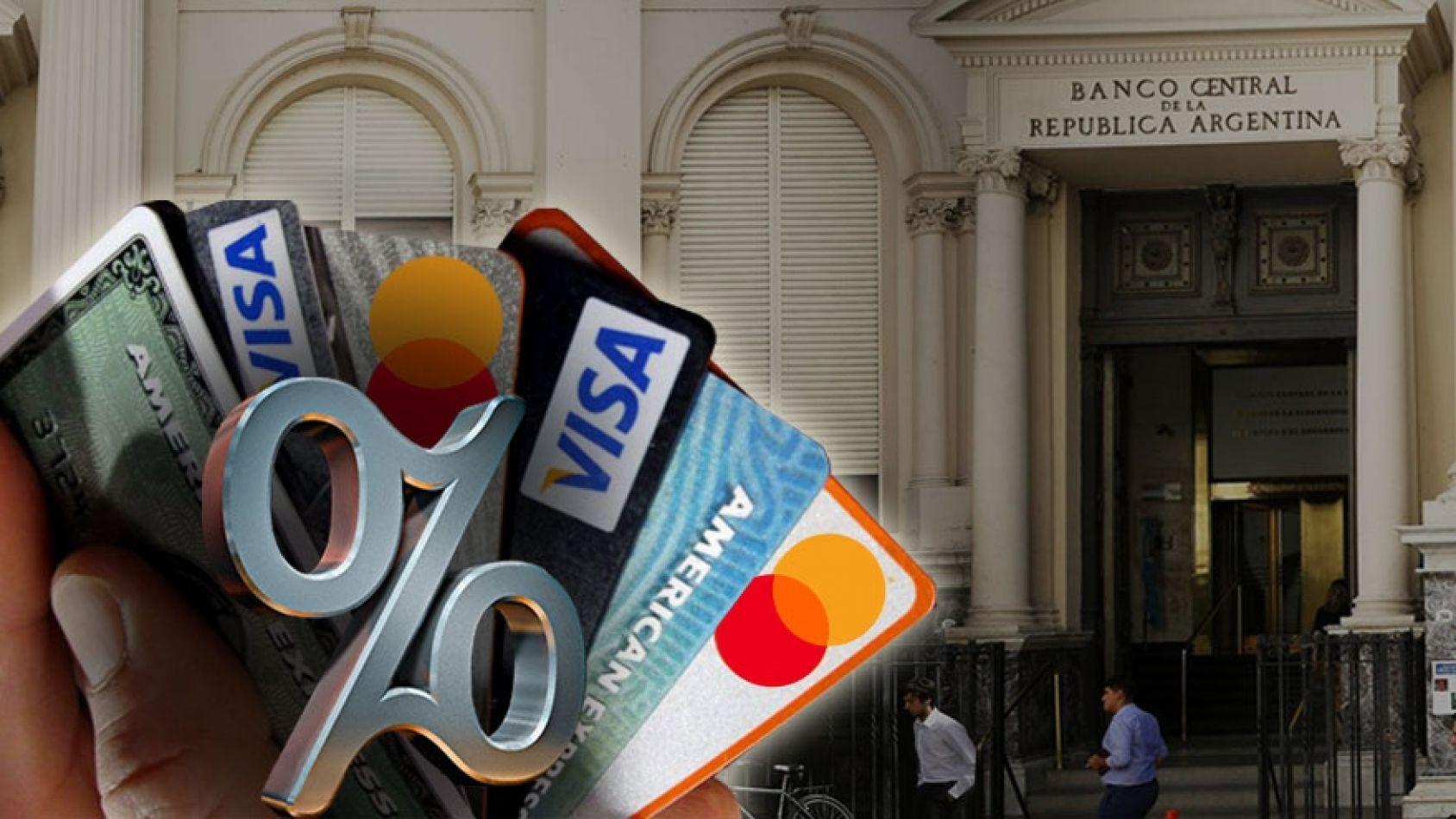Los bancos proponen bajar del 90% al 75% la tasa en préstamos con tarjetas: