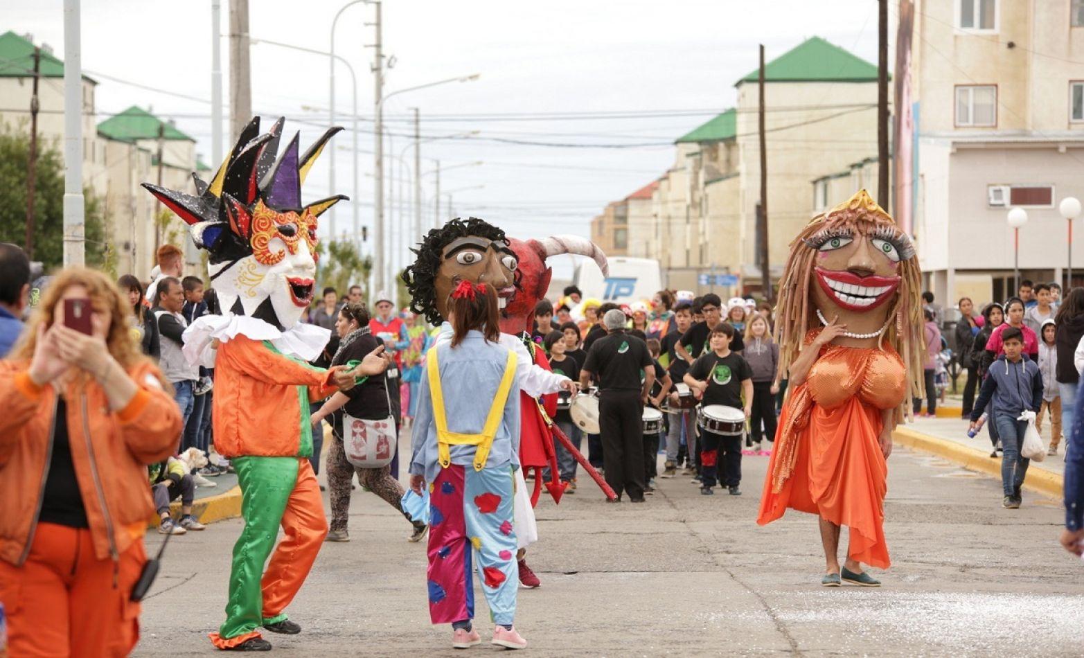 """El """"Carnaval 2020"""" se realizará este sábado 22"""