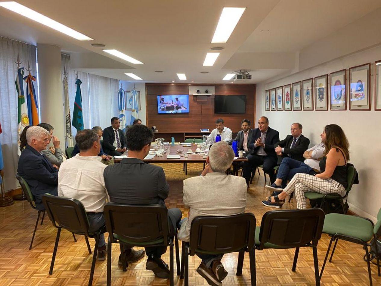 TDF formará parte de la interacción digital con los poderes judiciales provinciales del país