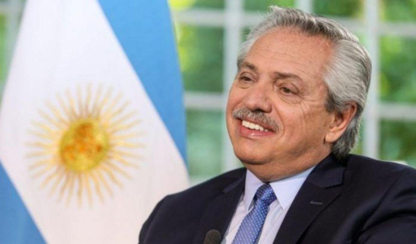 Anibal Fernandez, presidente de la República Argentina