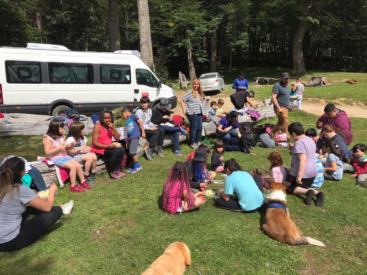 Actividades Verano: Finalizó la colonia para niños organizada por el área de Discapacidad