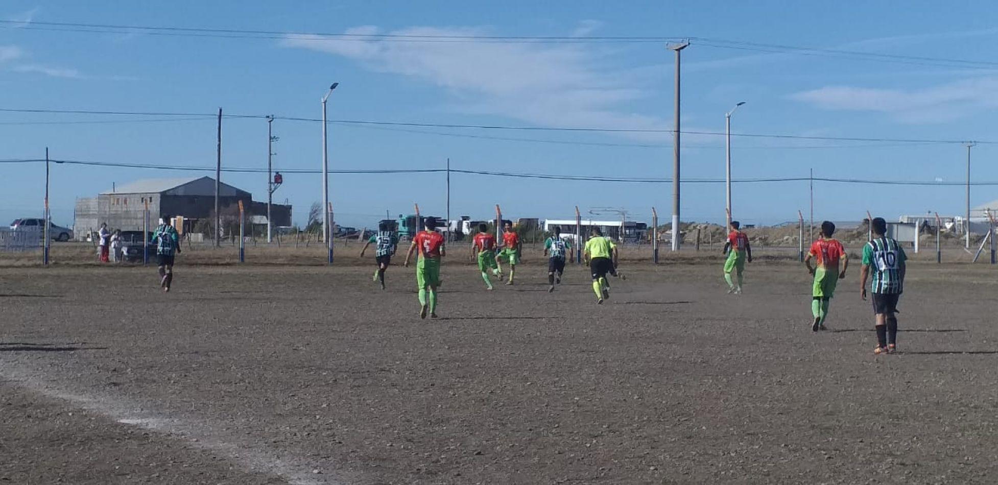 Deportivo Frías y Obra Social Camioneros no se sacaron ventajas