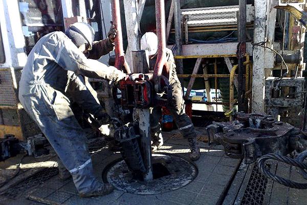 Los trabajadores petroleros podrían ir al paro si no se solucionan sus reclamos.