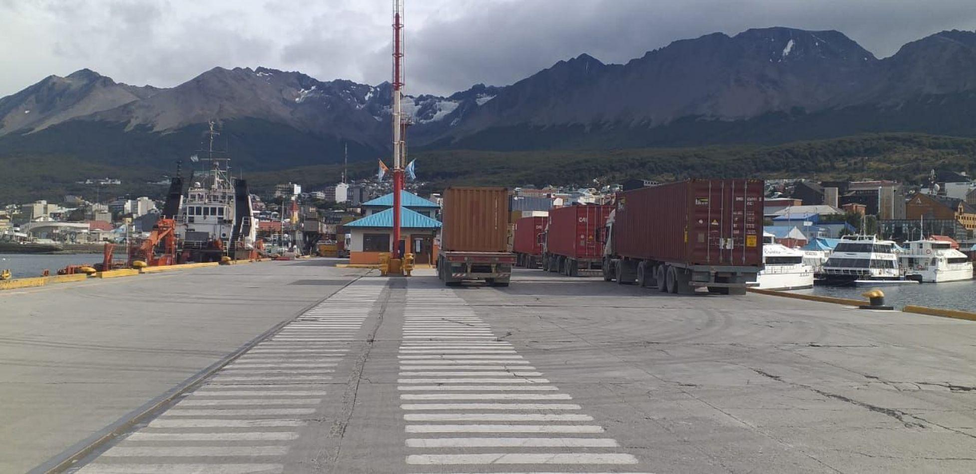 La Dirección Provincial de Puertos dio por finalizada la temporada de cruceros