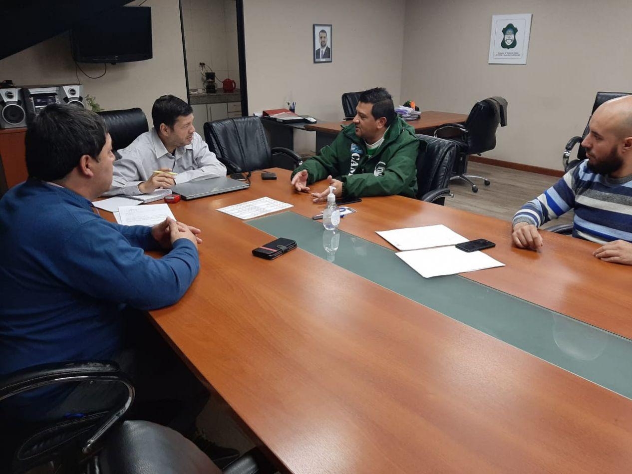 Municipio de Ushuaia garantiza lugares para higienizarse y comer a camioneros de larga distancia