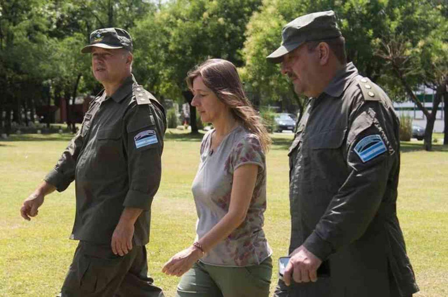 Gobierno convoca a personal retirado de las fuerzas de seguridad