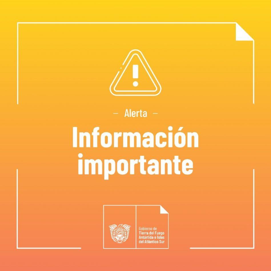 Se habilitó correo electrónico para pre- inscripción del ingreso familiar de emergencia