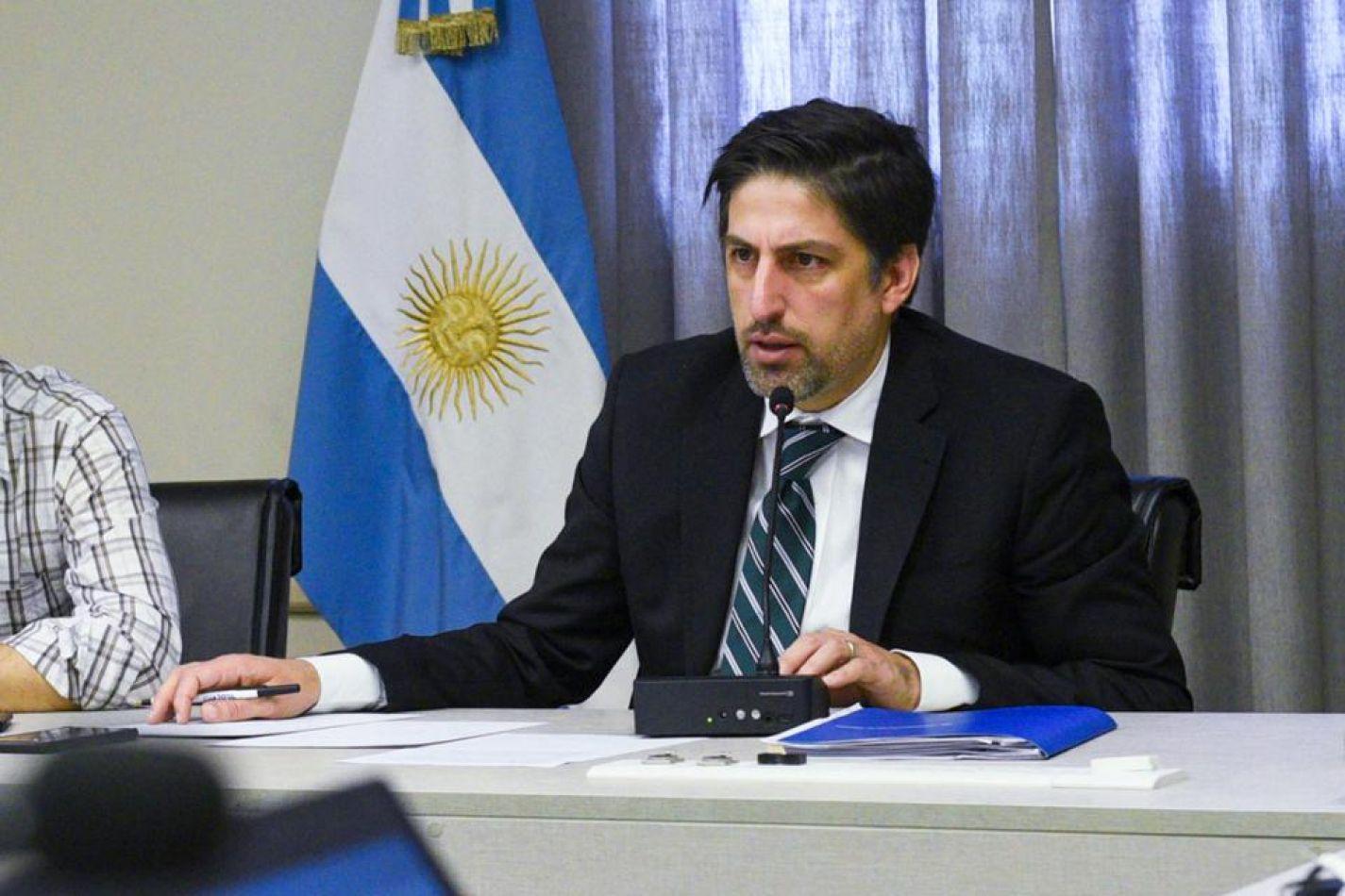 Ministro de Educación, Nicolás Trotta