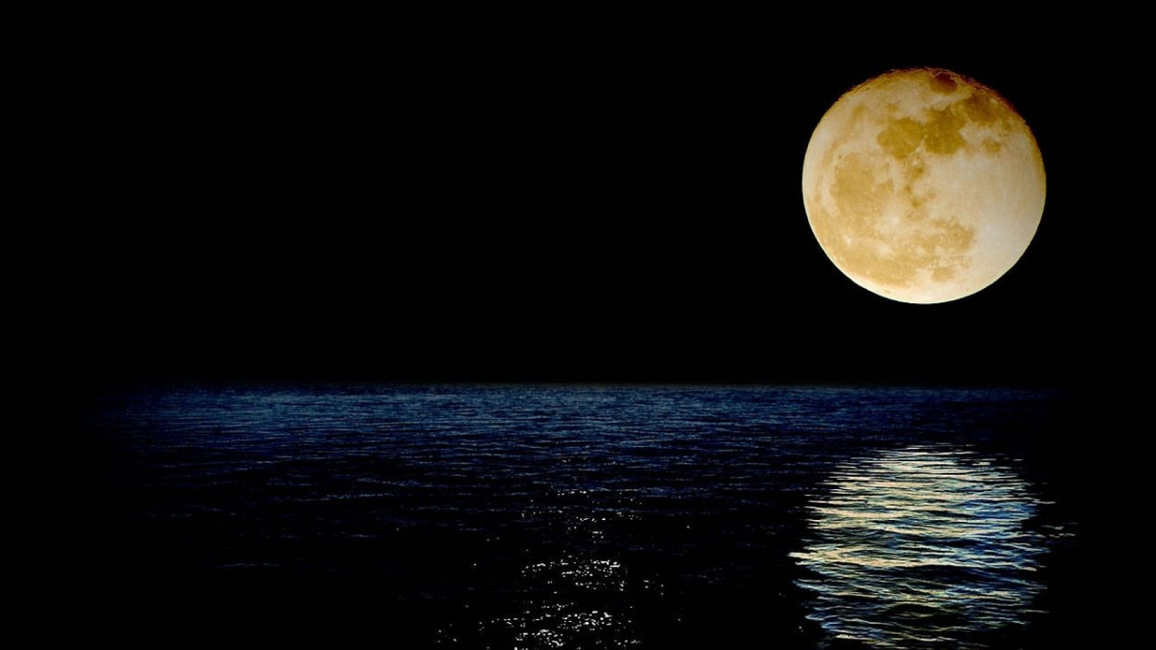 Se espera una superluna para la noche del 7 de abril.
