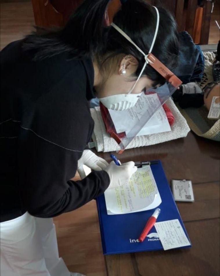 Vacunación antigripal: Río Grande y Tolhuin incluyen a embarazadas a la campaña