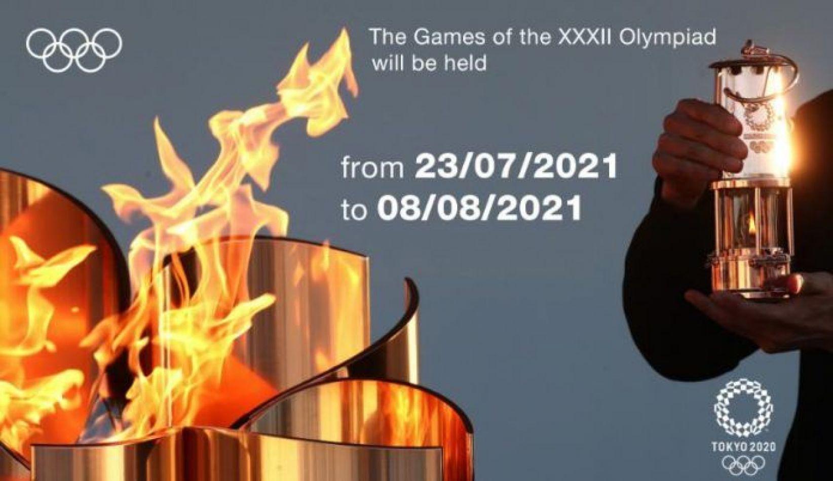 Los Juegos Olímpicos de Tokio tienen fecha confirmada para 2021
