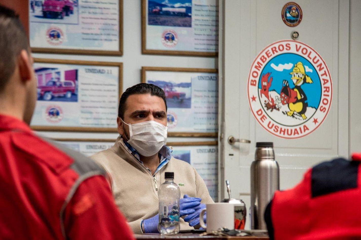 """Ushuaia dispuso el uso """"obligatorio"""" de barbijos para circular en la vía pública"""