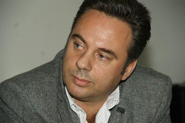 Legislador por el Movimiento Popular Fueguino, Jorge Lechman.