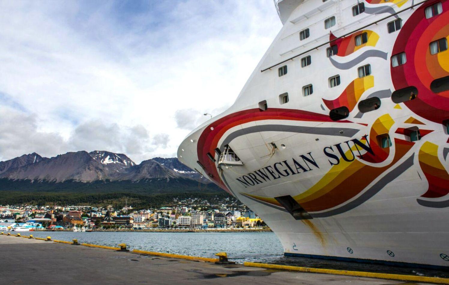 Nowergian Cruise ya vende pasajes para viajar a la Antártida.