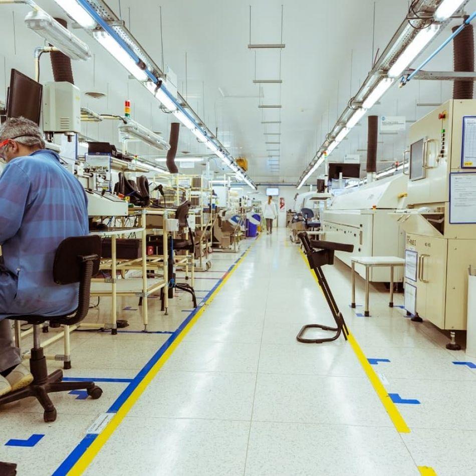 Industrias de Río Grande aumentarán su actividad al 50% de su capacidad  de producción
