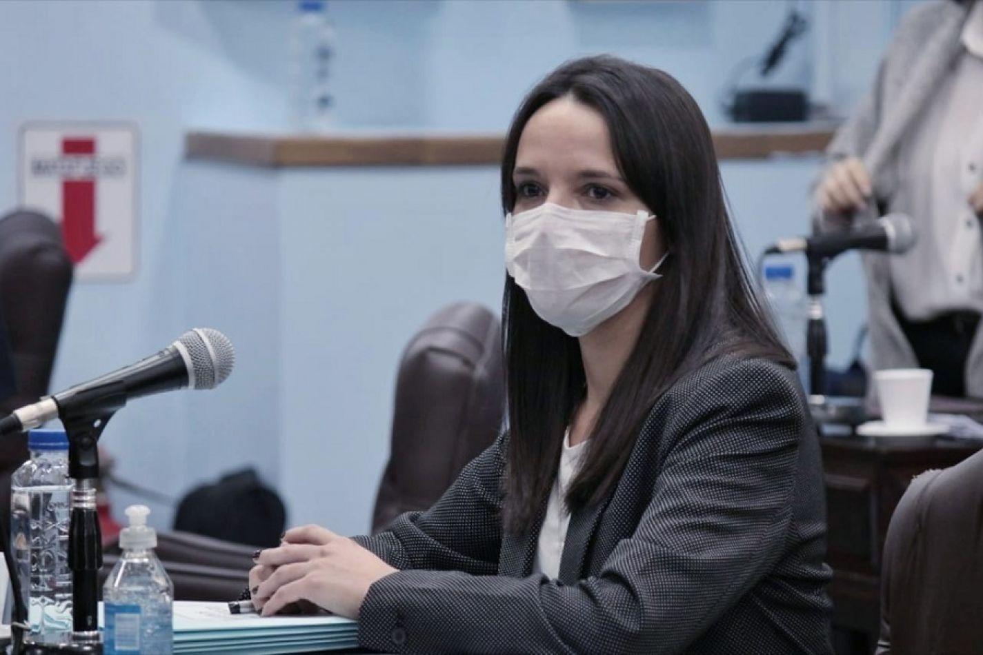 Victoria Vuoto, Legisladora por el Partido Verde