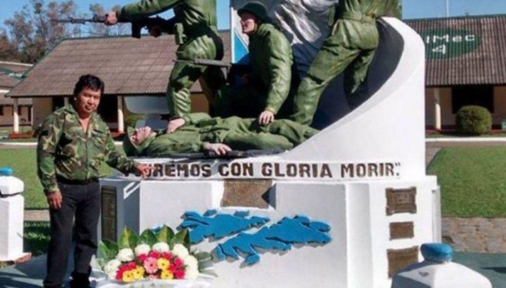 Eugenio Leiva, de 56 años, murió este miércoles por la noche en Resistencia.