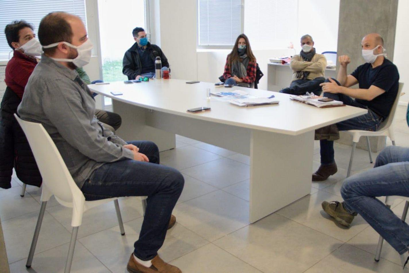 Se realizó una reunión evaluativa con el directorio de la UISE