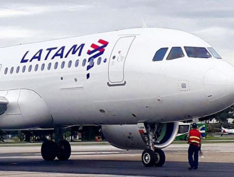 La aerolínea Latam llamó a concurso de acreedores en los EE.UU.