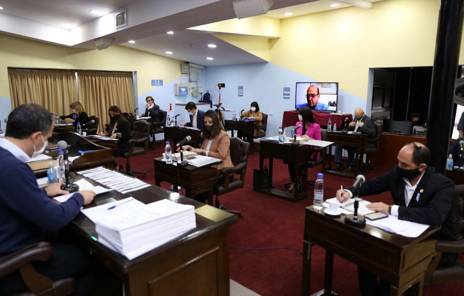 Legislatura provincial.