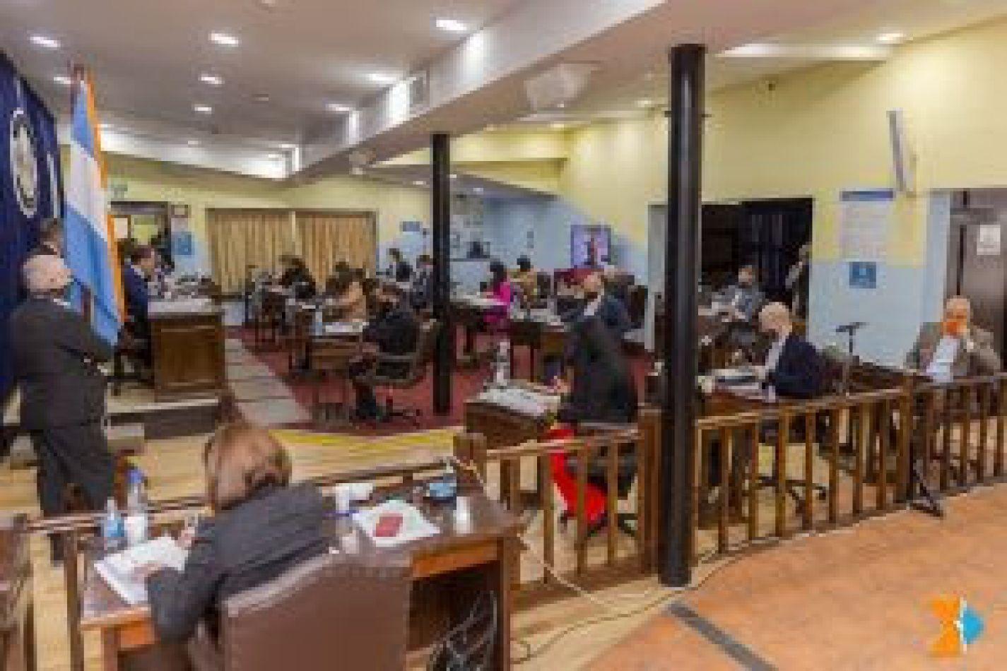 El Parlamento destacó como de interés provincial a actividades y figuras de nuestro quehacer